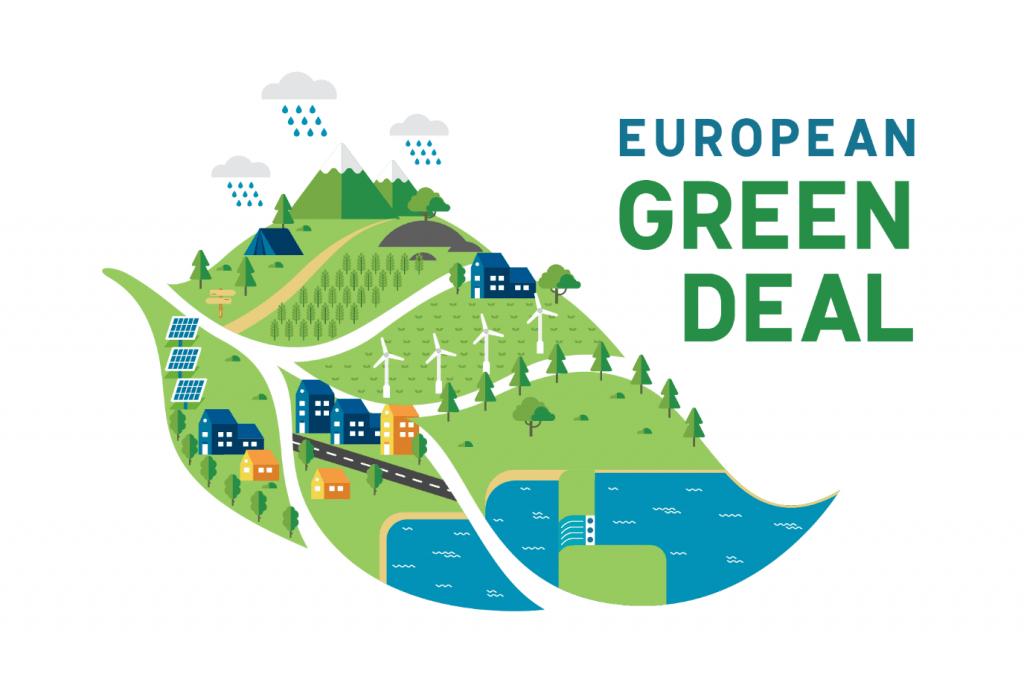 Зелената сделка и Имотите